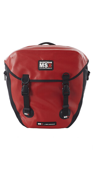 Mainstream MSX SL 55 Avantgarde CX fietstas rood